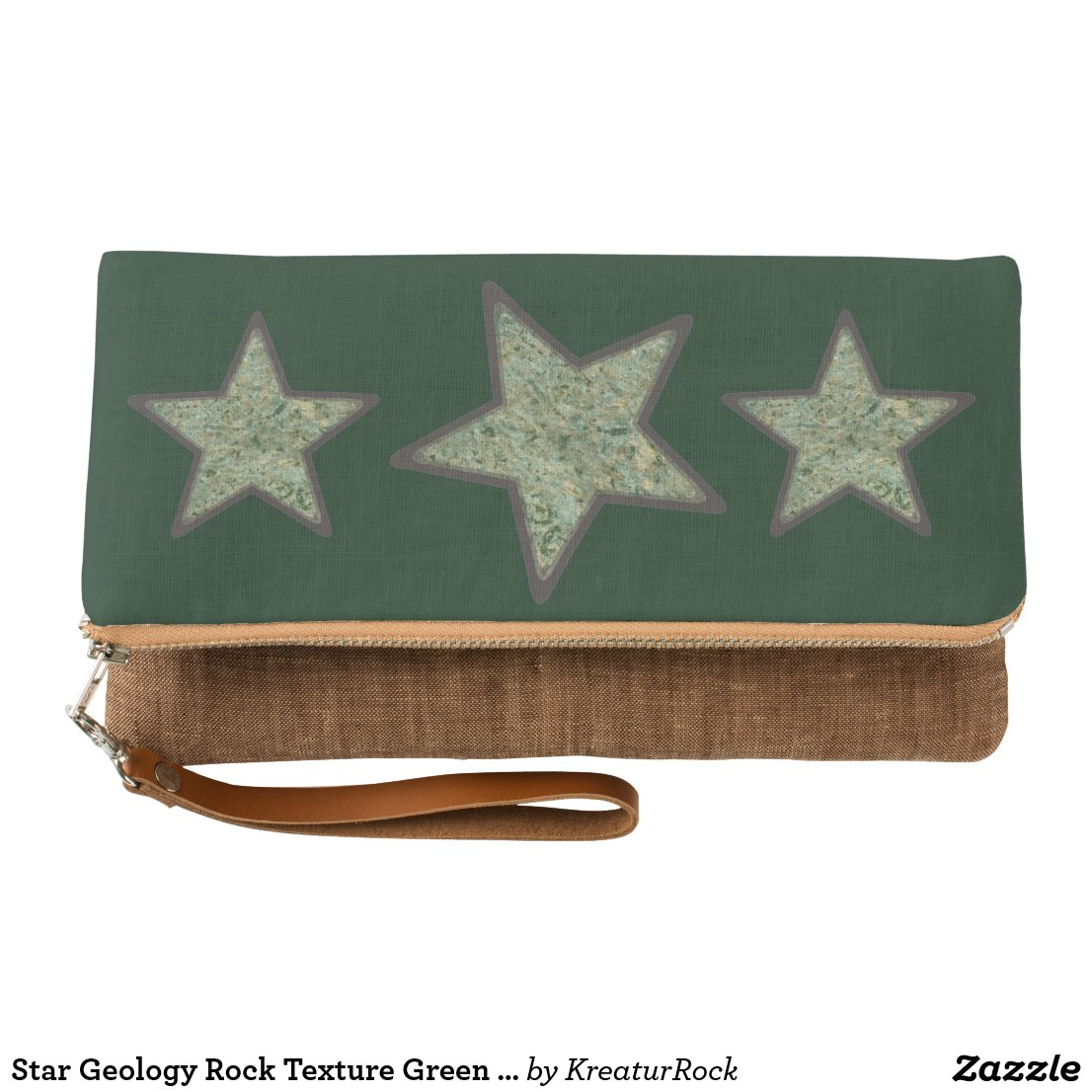 Star Geology Rock Texture Green with any Color