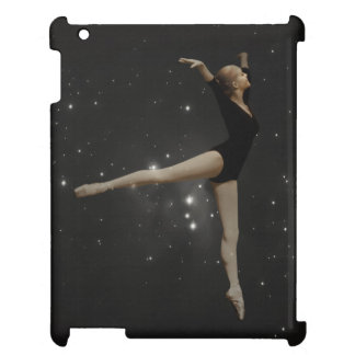 Star Girl Ballerina and Orion Nebula iPad Cover