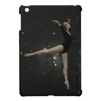 Star Girl Ballerina and Orion Nebula iPad Mini Cover