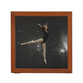 Star Girl Ballerina and Orion Nebula Pencil Holder