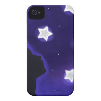 Star Girl iPhone 4 Cover