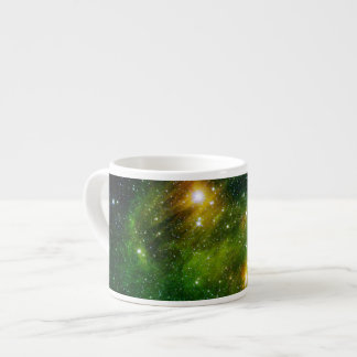 Star GL 490 Green Space NASA Espresso Cup