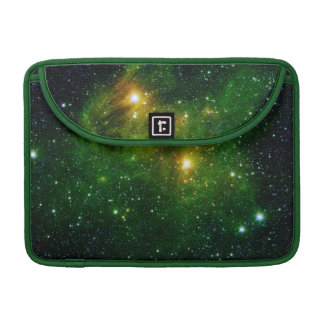Star GL 490 Green Space NASA Sleeve For MacBook Pro