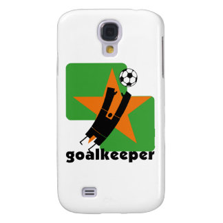 Star Goalkeeper T shirts and Gifts Samsung Galaxy S4 Cover