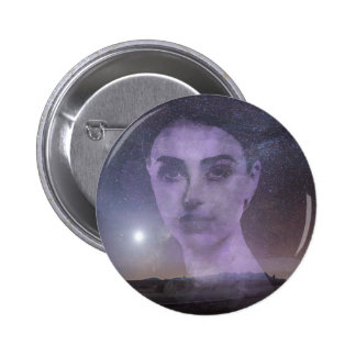 Star Goddess Button