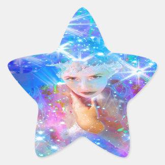 Star Horizon Star Sticker