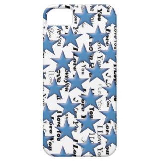 Star ilove you Iphone case
