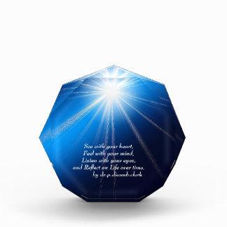 Star in Blue Ornament Award