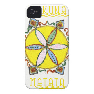 Star in the Making Hakuna Matata iPhone 4 Cover