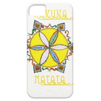 Star in the Making Hakuna Matata iPhone SE/5/5s Case