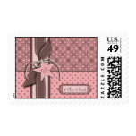 Star is Born Girl Stamp