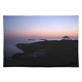 Star Island Sunset Place Mats