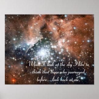 Star Journey Poster