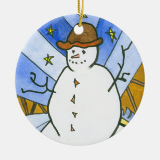 Star Juggler Christmas Tree Ornament