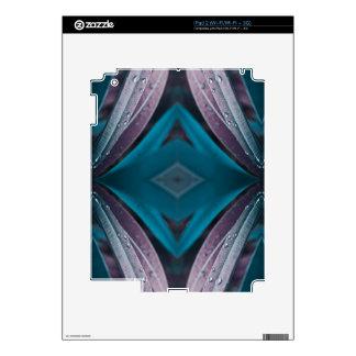 Star Leaf Geometric Skin For The iPad 2