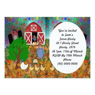Star Light Farms Card