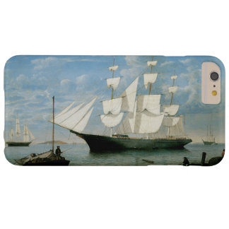 Star Light in Boston Harbor Barely There iPhone 6 Plus Case