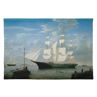 Star Light in Boston Harbor Placemat
