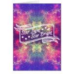 Star Light Star Bright Card