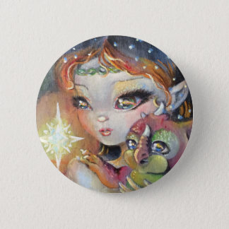 Star Light Star Bright Pinback Button