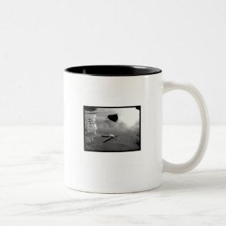star light Two-Tone coffee mug