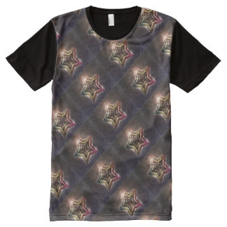 Star Lights All-Over-Print T-Shirt
