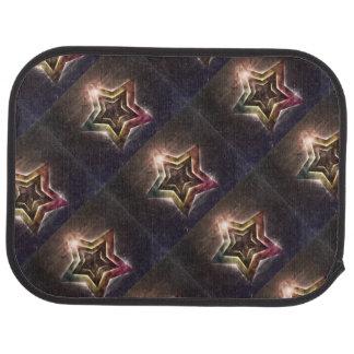 Star Lights Car Floor Mat