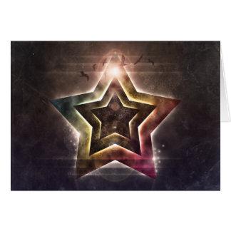 Star Lights Card