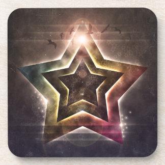Star Lights Coaster