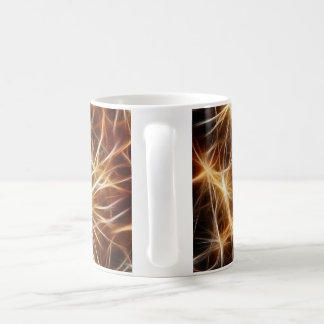 star lights coffee mug