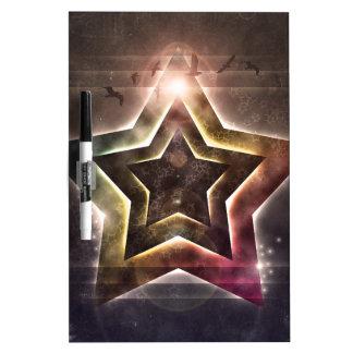 Star Lights Dry-Erase Board