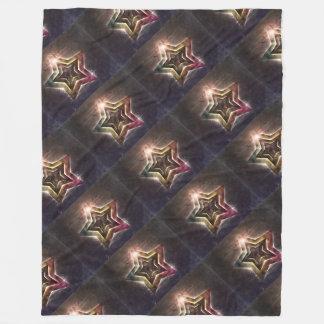 Star Lights Fleece Blanket
