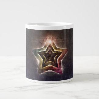 Star Lights Giant Coffee Mug