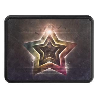 Star Lights Hitch Cover