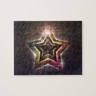 Star Lights Jigsaw Puzzle