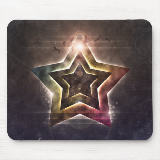 Star Lights Mouse Pad