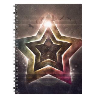 Star Lights Notebook