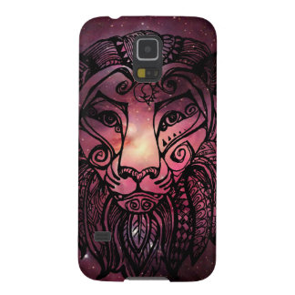 Star lion galaxy s5 cover