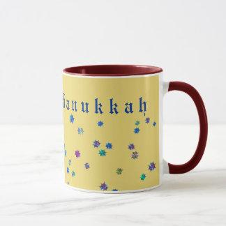 star lite hanukkah mug