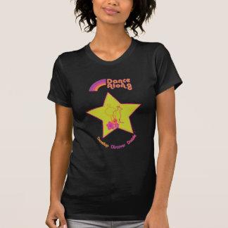 star_logo_develop_discover, dancealong_rainbow_... T-Shirt