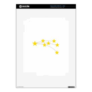 Star Logo iPad 2 Skin