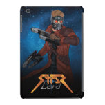 Star-Lord Character Art iPad Mini Retina Case