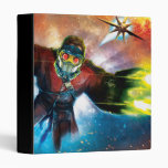 Star-Lord Concept Art 3 Ring Binders