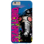 Star-Lord Paint Splatter Graphic Barely There iPhone 6 Plus Case