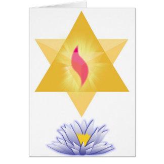 Star Lotus Card
