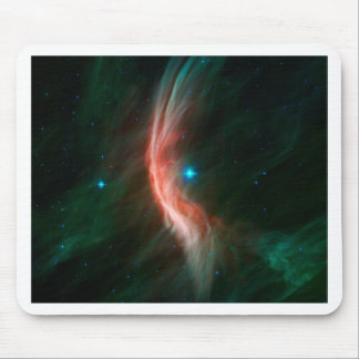 Star Makes Waves Mouse Pads