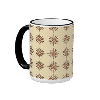 Star marquetry marquetry landlord mug
