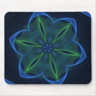 Star metrical mousepad