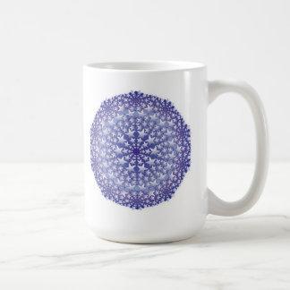 STAR MIST CLASSIC WHITE COFFEE MUG