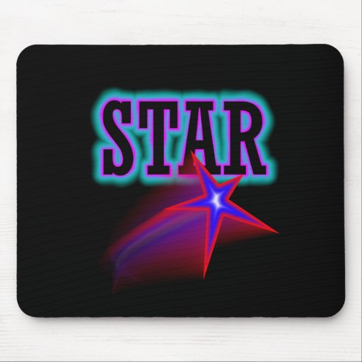 Star Mouse Pads